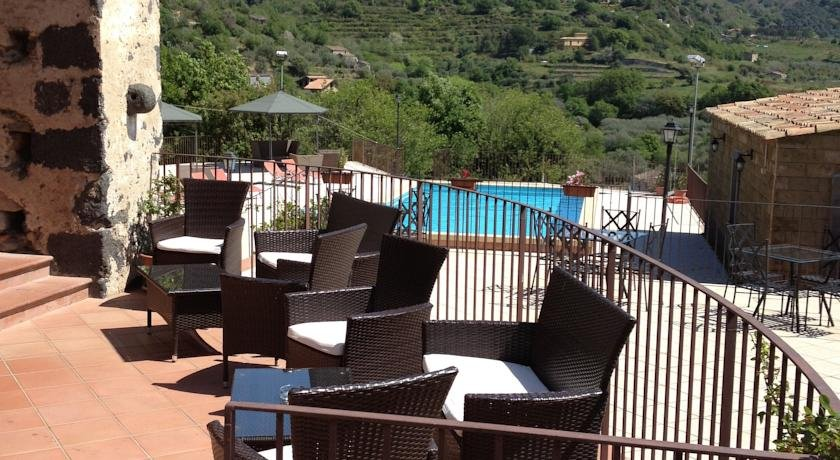 Hotel Il Borgo - terras