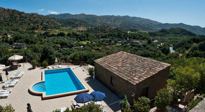 Hotel Il Borgo - zwembad