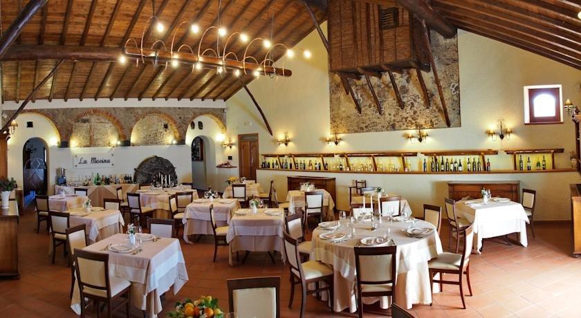Hotel Il Borgo - restaurant