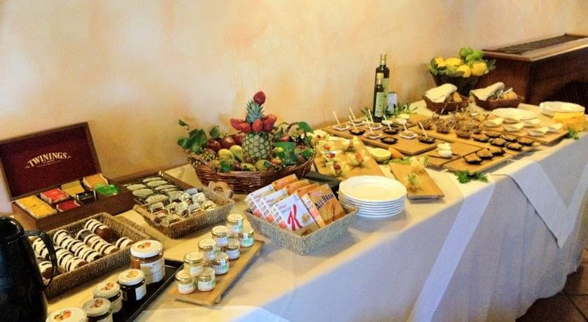 Hotel Il Borgo - ontbijtbuffet