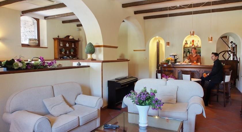 Hotel Il Borgo - receptie