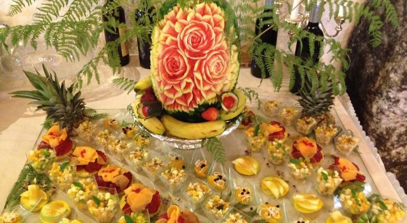 Hotel Il Borgo - buffet