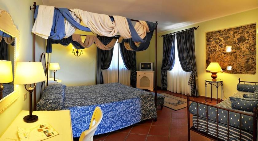 Hotel Il Borgo - twee persoonskamer