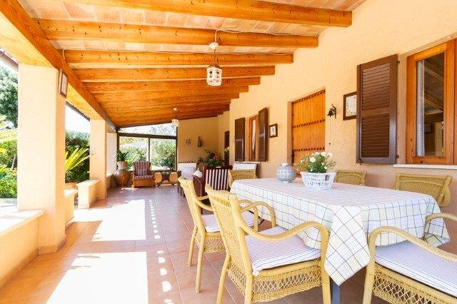 Villa Aina Francisca - terras
