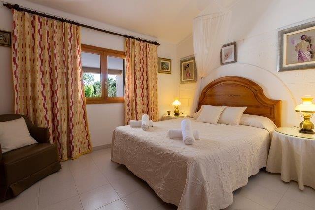 Villa Aina Francisca - slaapkamer