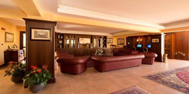 Hotel Baia di Ulisse - lounge