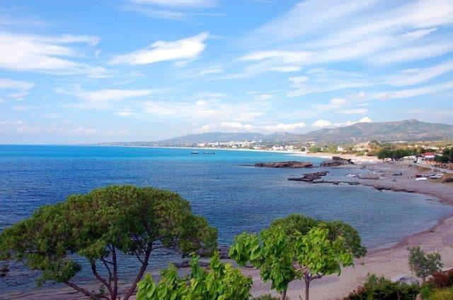 Villa Alisahni - strand