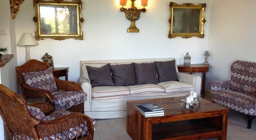 Appartementen Residence Terra Rossa - Woonkamer