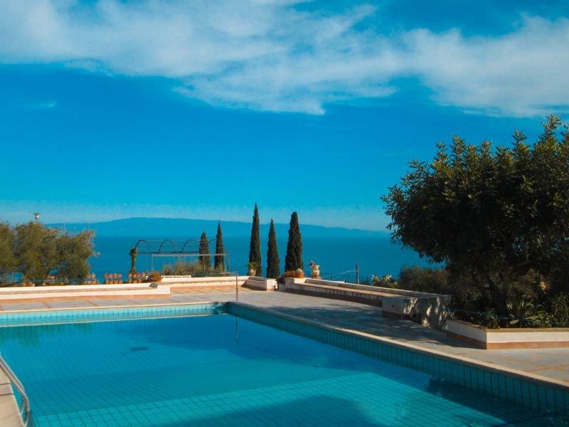 Appartementen Residence Terra Rossa - Zwembad