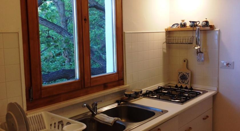 Appartementen Residence Terra Rossa - Keuken