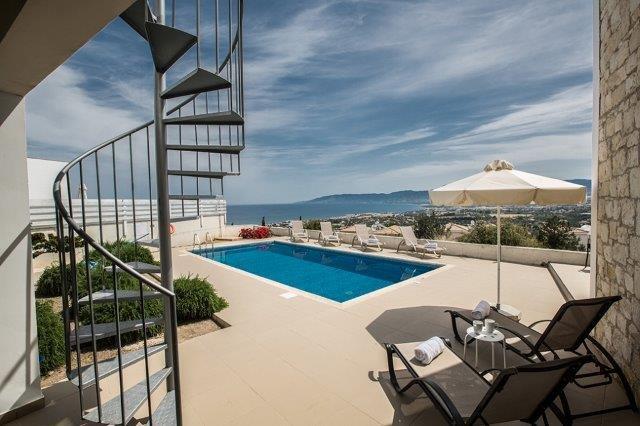 Villa Latchi Deluxe - tuin