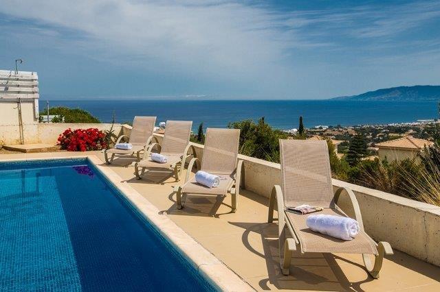 Villa Latchi Deluxe - uitzicht