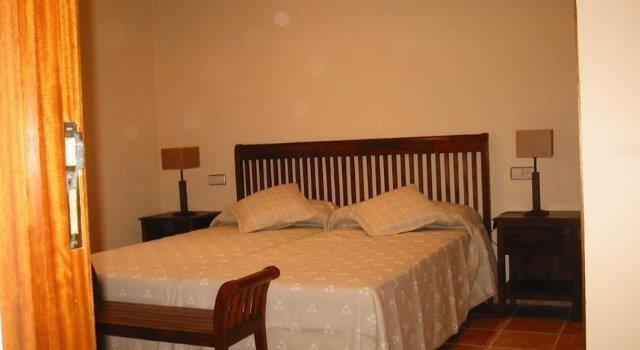 Appartementen Alfabia Nou - slaapkamer