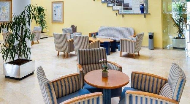 Appartementen Dunes Platja - lounge