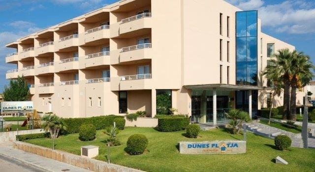 Appartementen Dunes Platja - accommodatie