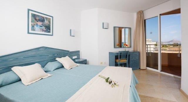 Appartementen Dunes Platja - slaapkamer