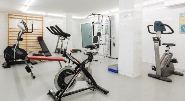 Appartementen Dunes Platja - fitness