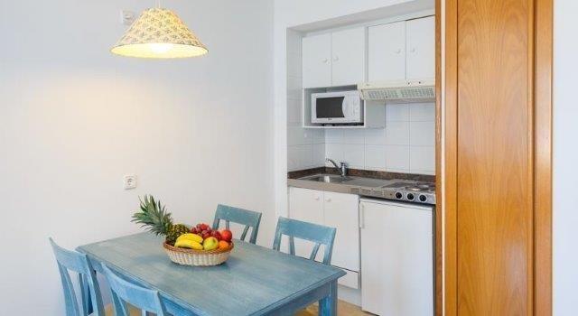 Appartementen Dunes Platja - keuken