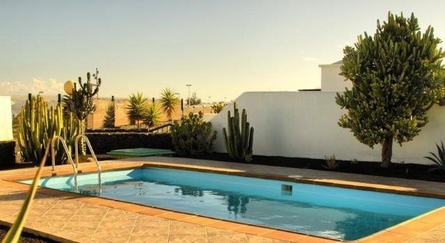 Villa Noharra - zwembad