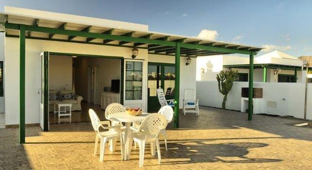 Villa Noharra - terras