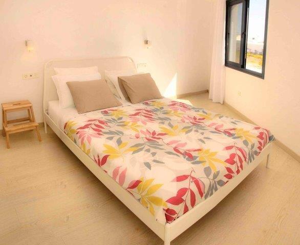 Appartementen Anclada - slaapkamer begane grond