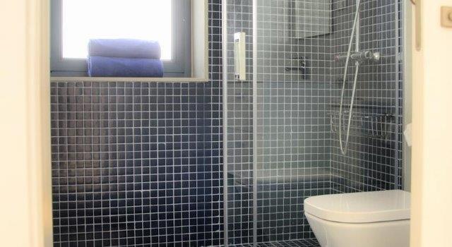 Appartementen Anclada - badkamer eerste etage
