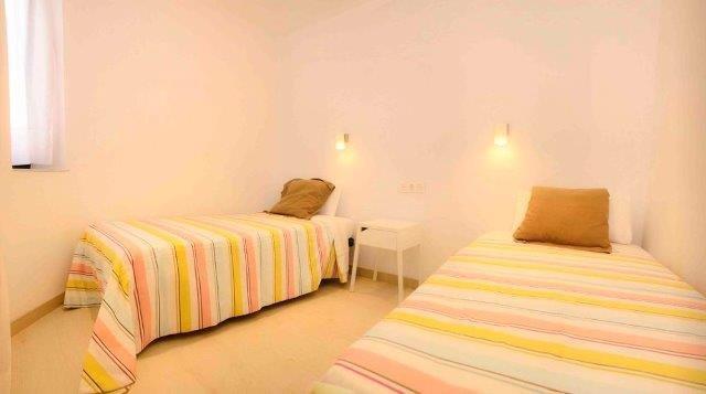 Appartementen Anclada - slaapkamer eerste etage