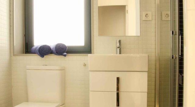 Appartementen Anclada - badkamer begane grond