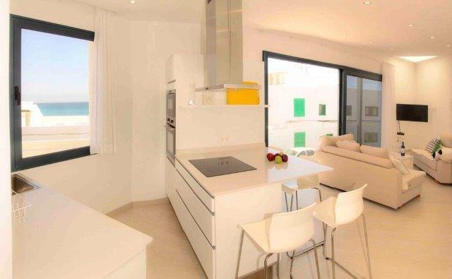 Appartementen Anclada - keuken eerste etage