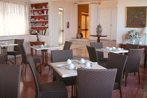 Appartementen Residence Terra Rossa - Restaurant