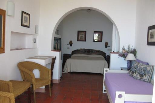 Appartementen Residence Terra Rossa - Slaapkamer