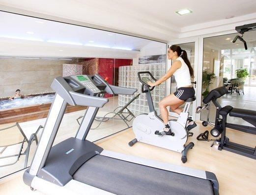 Appartementen Maristany - fitness