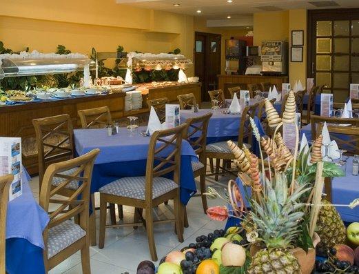 Appartementen Maristany - restaurant