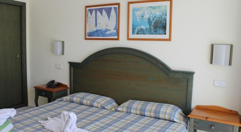 Appartementen Maristany - slaapkamer