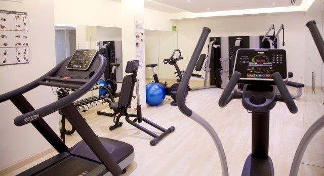 Appartementen La Pergola - fitness