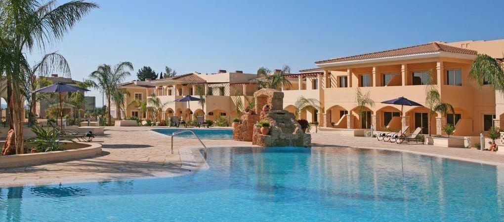 Appartementen Aphrodite Sands - zwembad