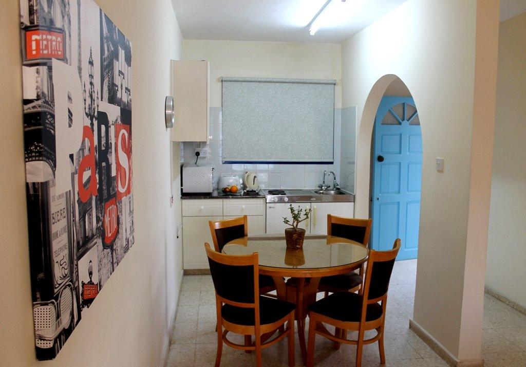Appartementen Vrachia - keuken