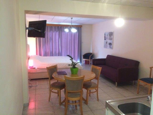 Appartementen Vrachia - kamer