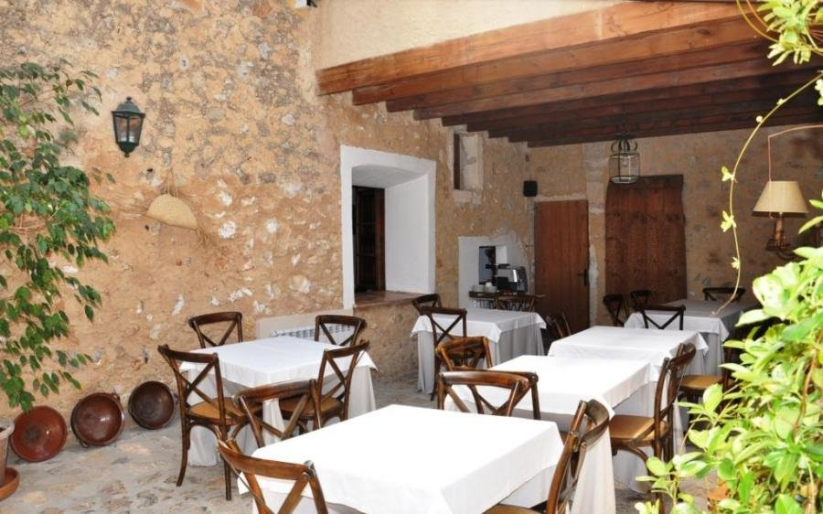 Hotel Rural Siurana - restaurant