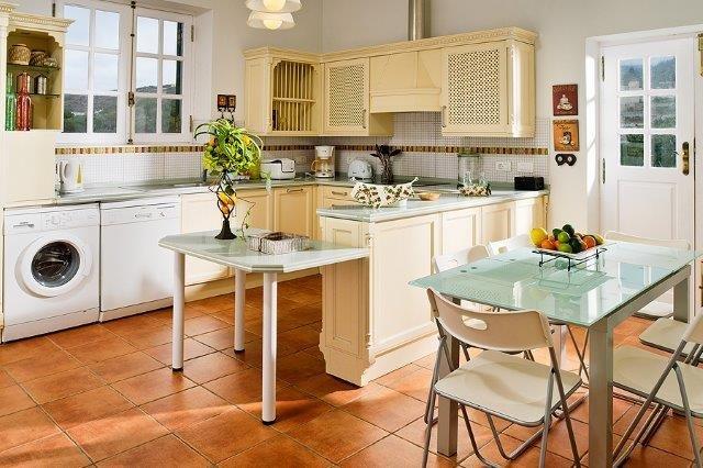 Villa La Malvasia - keuken