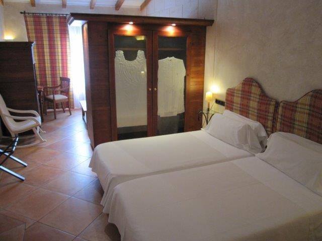Hotel Eulalia - slaapkamer
