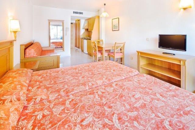 Appartementen Guya Park - slaapkamer