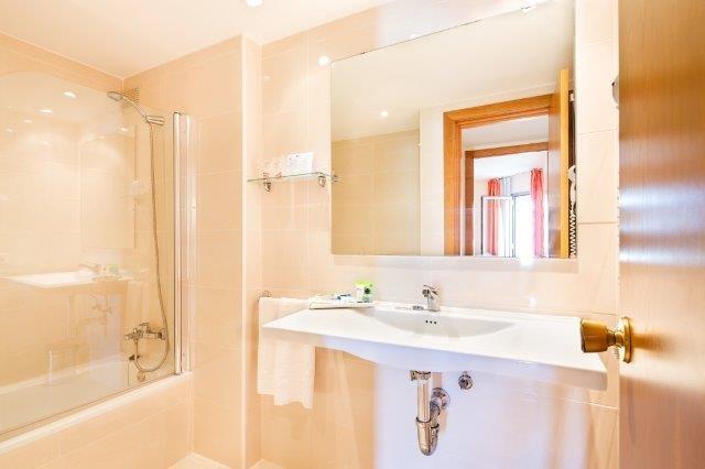 Appartementen Guya Park - badkamer