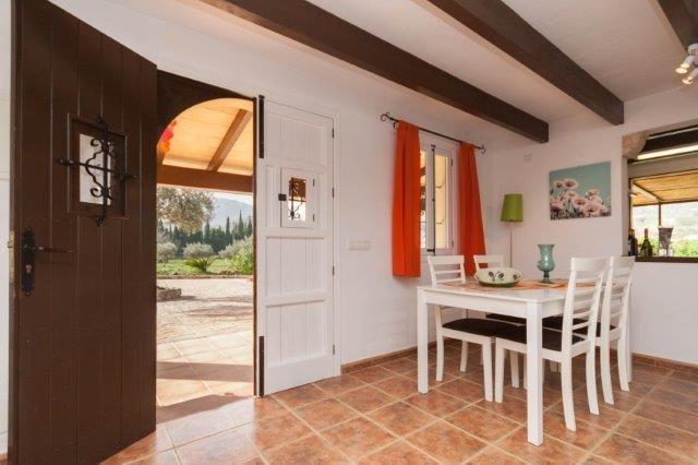 Villa la Rafal Petit - eettafel
