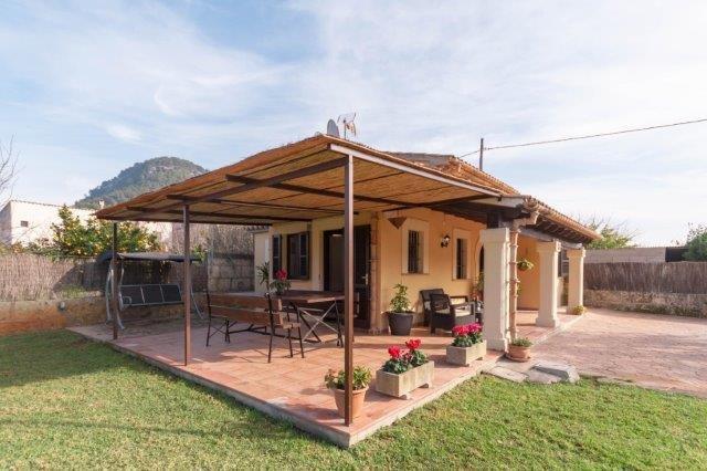 Villa la Rafal Petit - terras