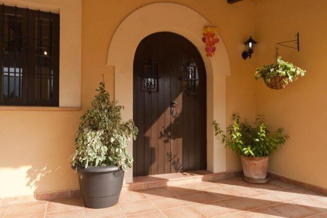 Villa la Rafal Petit - entree
