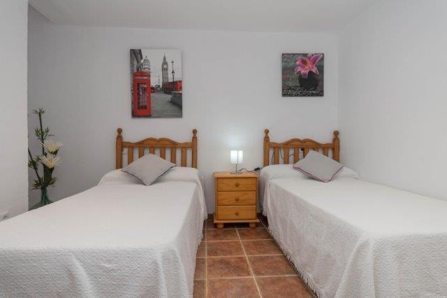 Villa la Rafal Petit - slaapkamer