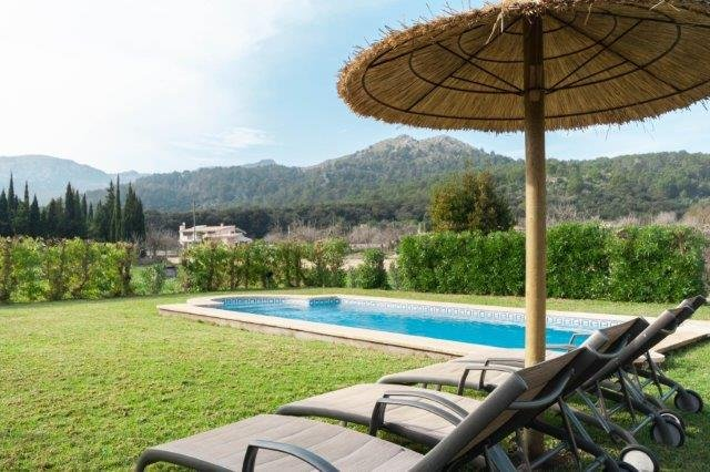 Villa la Rafal Petit - zwembad