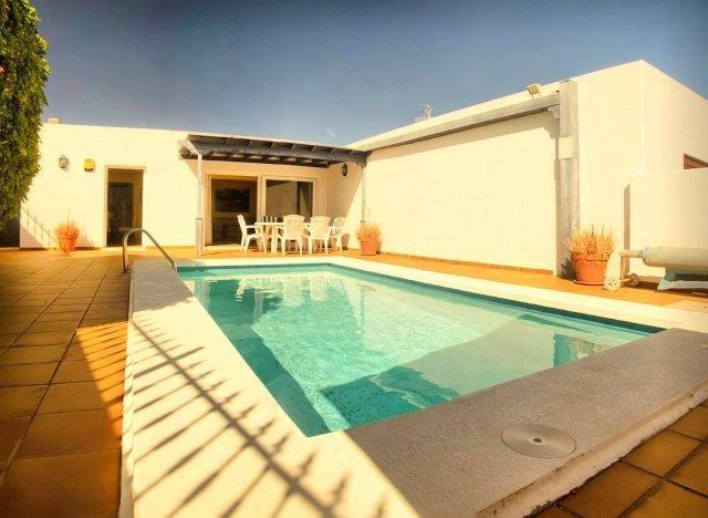 Villa Lapa - zwembad