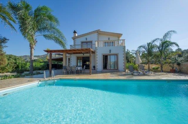 Villa Alasia II - zwembad